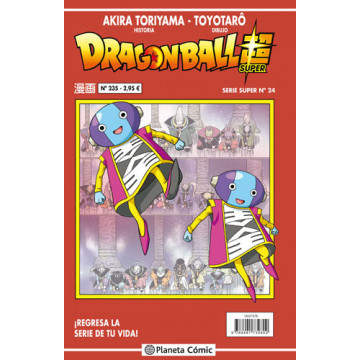 DRAGON BALL SUPER 24 (SERIE ROJA Nº 235)