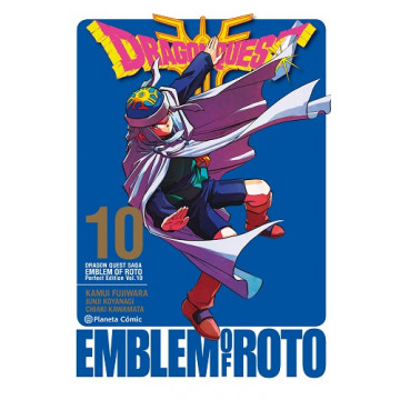 DRAGON QUEST EMBLEM OF ROTO 10 (de 15)