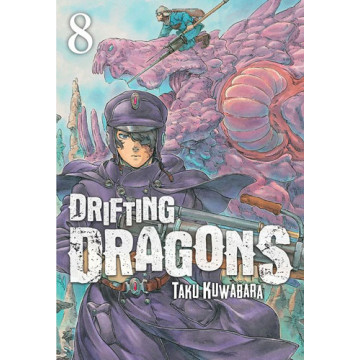 DRIFTING DRAGONS 08