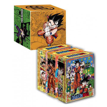 DVD DRAGON BALL MONSTER BOX 2020 - ED LIMITADA