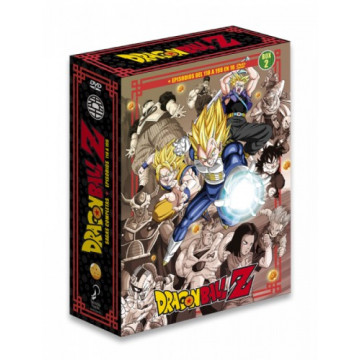 DVD DRAGON BALL Z SAGAS COMPLETAS BOX 2 (EPISODIOS DEL 118 AL 199)