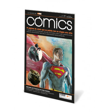 ECC CÓMICS 02 (Revista)