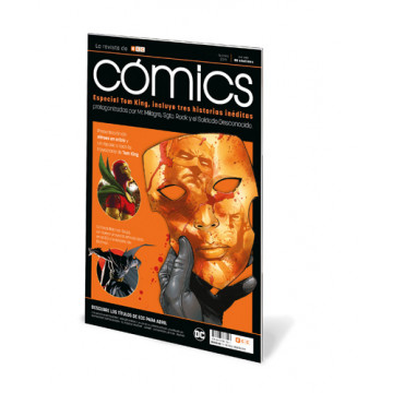 ECC CÓMICS 04 (Revista)