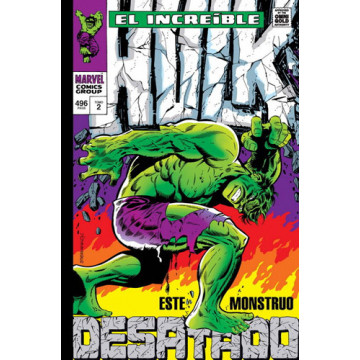 EL INCREIBLE HULK 02: ESTE MONSTRUO DESATADO (Marvel Gold Omnibus)