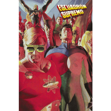 ESCUADRÓN SUPREMO (Marvel limited edition)
