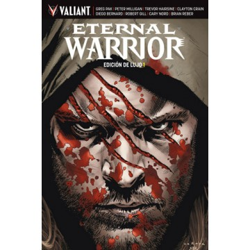 ETERNAL WARRIOR 01 (Edición de lujo)