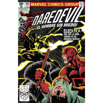 MARVEL FACSIMIL 08: DAREDEVIL 168