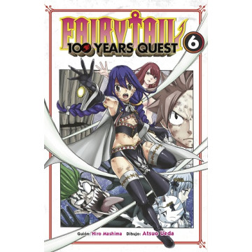 FAIRY TAIL 100 YEARS QUEST Nº06