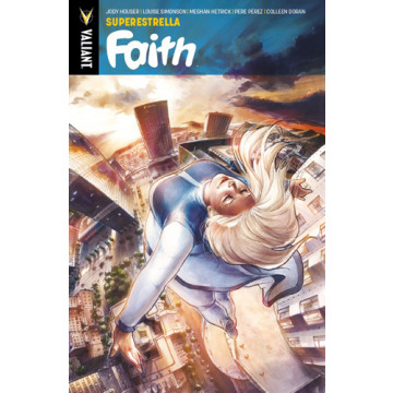 FAITH 03: SUPERESTRELLA (Edición en tomo)