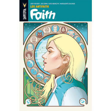 FAITH 04: LOS ANTIFAITH (Edición en tomo)