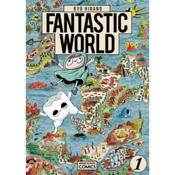 FANTASTIC WORLD 01