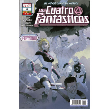 LOS CUATRO FANTÁSTICOS 04