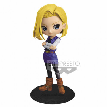 FIGURA ANDROID 18 VER. A (DRAGON BALL Z ) - Q POSKET
