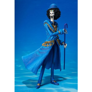 FIGURA BROOK ONE PIECE 20TH ANNIVERSARY VER. - FIGUARTS ZERO