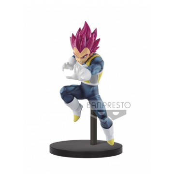 FIGURA SAIYAN GOD VEGETA  (DRAGON BALL SUPER) -CHOSENSHIRETSUDEN
