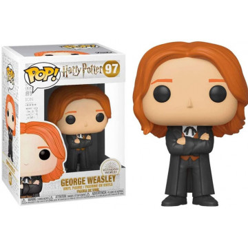 FIGURA GEORGE WEASLEY (HARRY POTTER) - FUNKO POP