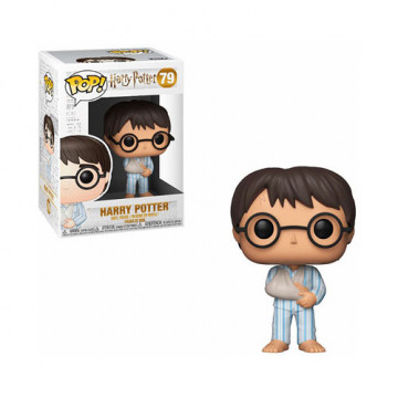 FIGURA HARRY POTTER EN PIJAMA (HARRY POTTER) -FUNKO POP