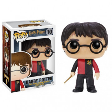 FIGURA HARRY POTTER QUIDDITCH - FUNKO POP