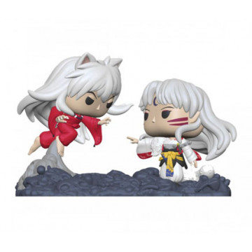 FIGURA INUYASHA VS SESSHOMARU - FUNKO POP MOMENT