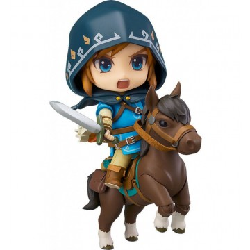 FIGURA LINK (THE LEGEND OF ZELDA: BREATH OF THE WILD VER. DX EDITION) - NENDOROID