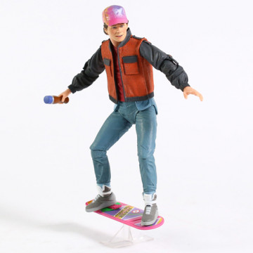 FIGURA ULTIMATE MARTY MCFLY (REGRESO AL FUTURO)