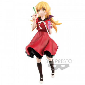 FIGURA SHINOBU OSHINO ANIME PROJECT MONOGATARI - EXQ EXCLUSIVE LINES