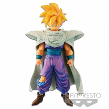 FIGURA SON GOHAN (DRAGON BALL Z) - GRANDISTA RESOLUTION OF SOLDIERS