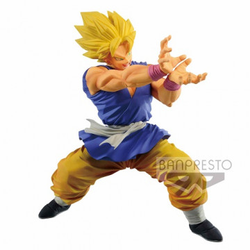FIGURA SON GOKU SUPER SAIYAN (DRAGON BALL GT) - ULTIMATE SOLDIERS