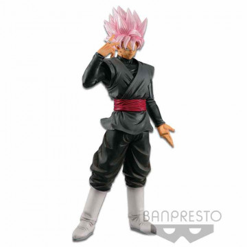 FIGURA SUPER SAIYAN ROSA (DRAGON BALL SUPER) - GRANDISTA RESOLUTION OF SOLDIERS