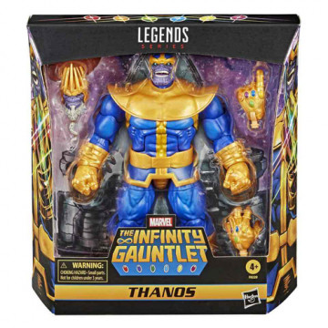 FIGURA THANOS DELUXE (MARVEL LEGENDS)  - THE INFINITY GUANTELET