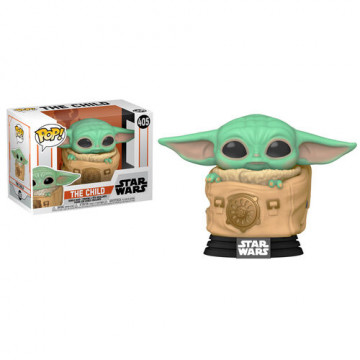 FIGURA THE CHILD WITH BAG (THE MANDALORIAN) - FUNKO POP