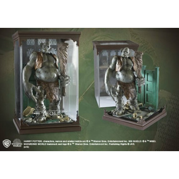 FIGURA TROLL (CRIATURAS MAGICAS) - UNIVERSO HARRY POTTER
