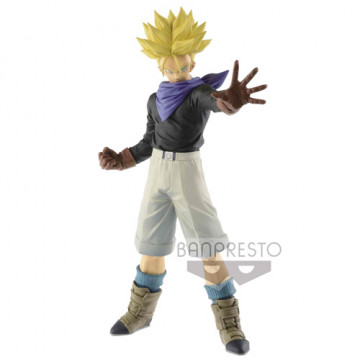 FIGURA TRUNKS B (DRAGON BALL GT) - ULTIMATE SOLDIERS