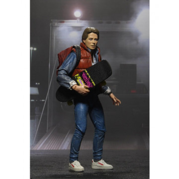 FIGURA ULTIMATE MARTY MCFLY (BACK TO THE FUTURE) - NECA
