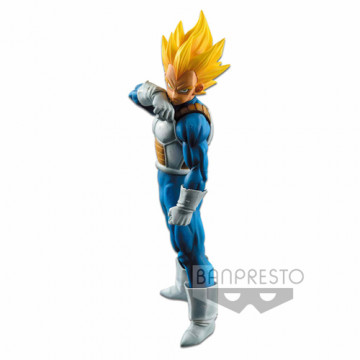 FIGURA SUPER SAIYAN VEGETA (DRAGON BALL Z) - RESOLUTION OF SOLDIERS VOL 2