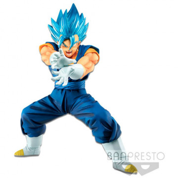 FIGURA VEGITO SUPER SAIYAN GOD (DRAGON BALL SUPER) - FINAL VERSION 4 KAMEHAME