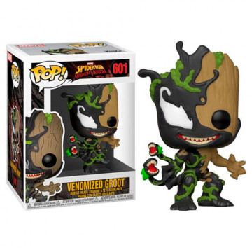 FIGURA: MAX VENOM GROOT ( MARVEL) - FUNKO POP!