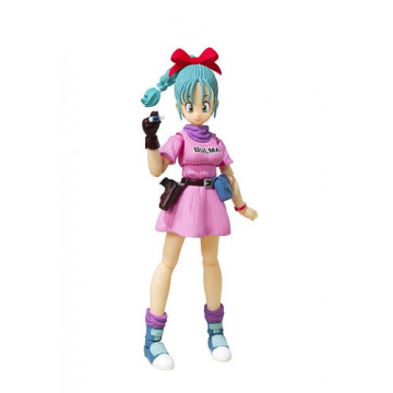 FIGURA BULMA ADVENTURE BEGINS (DRAGON BALL) - S.H. FIGUARTS