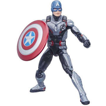FIGURA CAPTAIN AMERICA (VENGADORES ENDGAME) - MARVEL LEGENDS