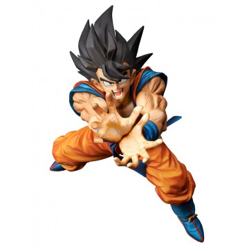 FIGURA SON GOKU KAMEHAMEHA (DRAGON BALL Z) - BANPRESTO