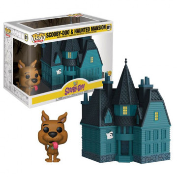 FIGURA SCOOBY DOO MANSION ENCANTADA - FUNKO POP