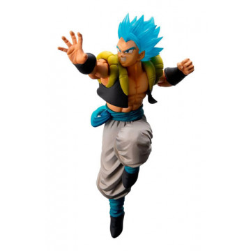 FIGURA GOGETA SUPER SAIYAN GOD BLUE (DRAGON BALL) - ICHIBANSHO
