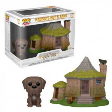FIGURA HAGRID Y FANG (HARRY POTTER) -FUNKO POP