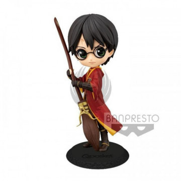 FIGURA HARRY POTTER QUIDDITCH STYLE (HARRY POTTER) - Q POSKET