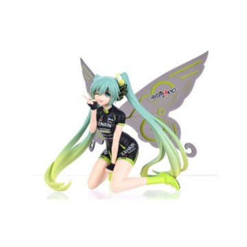 FIGURA RACING MIKU SQ 8HATSUNE MIKU) 2017 TEAM UKYO CHEERING