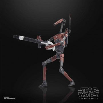 FIGURA HEAVY BATTLE DROID 15 CM STAR WARS BLACK SERIES