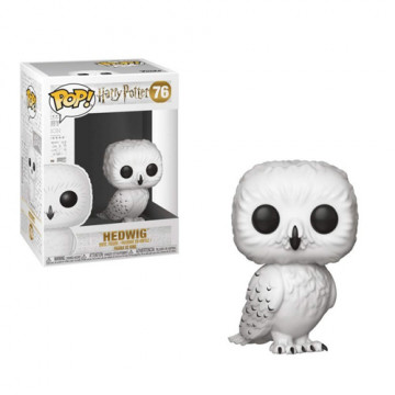 FIGURA HEDWIG (HARRY POTTER) - FUNKO POP: