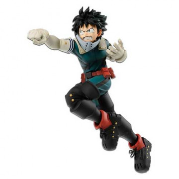 FIGURA IZUKU MIDORIYA (MY HERO ACADEMIA) ENTER THE HERO