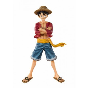 FIGURA MONKEY D. LUFFY STRAW HAT TV (ONE PIECE) - FIGUARTS ZERO