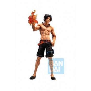 FIGURA PORTGAS D ACE (ONE PIECE) - THE BOND OF BROTHERS ICHIBANSHO